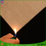 Nuevo tela tejida de la cortina del poliester del franco de la materia textil apagón impermeable casero