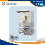 Máquina tampando de enchimento do leite do frasco