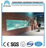 Prix personnalisé Transparent Acrylic PMMA Fish Jar Project
