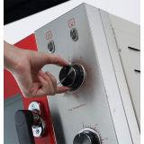 1 forno elettrico commerciale di cottura della cucina dell'acciaio inossidabile del forno del cassetto della piattaforma 1