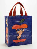 Saco de Tote da compra do projeto do OEM, saco de portador, saco dos PP