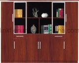 Gabinete de arquivo da madeira da mobília de escritório da parte alta (HX-4FL021)