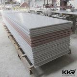 Material de construção 300 cores Folha de superfície sólida de pedra artificial para painel de parede de chuveiro