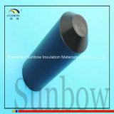 SunbowケーブルのアクセサリのPolyolefinの熱の収縮のエンドキャップ