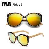 عادة ينحت علامة تجاريّة [ينجن] [أوف400] خيزرانيّ هياكل قطع نظّارات شمس