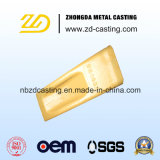 OEM Investment Steel Casting for Bucket Teeth