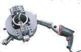 découpage orbital électrique portatif de la pipe ISD-80 de 16-80mm et machine taillante