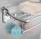 Badezimmer-Bad-Tuch-Regal-Tuch-Zahnstange
