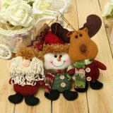 Cute Soft Promotionnel Noël Santa Claus Stuffed Toy