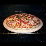 Keuken pizzaschep-Pizzasnijder 2 in 1 Scherpe Raad
