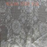 Lurex seda tecido misto, metálica de seda tecido misto