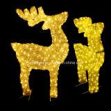 직업적인 크리스마스 조명을%s 높은 방수 LED 산양 주제 빛