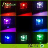 Projecteurs de prix bon marché IP65 220V 10W-100W RGB LED Light