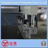Etiqueta de color única máquina de impresión de pantalla