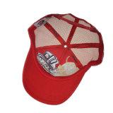 Bordados Leisure Hat 5 Comandos Personalizados Snapback Caminhoneiro chapéu de malha