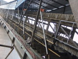 Elevatore di benna della catena del rifornimento per la pianta del fertilizzante