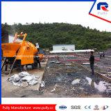 Construit en Corée du Sud de la pompe à béton de pompe à huile