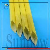Sunbow China farbiges flexibles Silikon-Fiberglas Sleeving