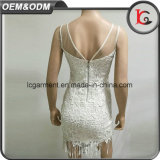 Новые поступления оптовой женщина платье летом новейших Fashion дамы повседневная одежда