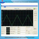 Apparatuur met lage frekwentie van de Test van de Trilling van het Meetapparaat van de Trilling de Horizontale Verticale Three-Axis