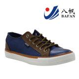 2016 neue vulkanisierte Mann-Segeltuch-Schuhe