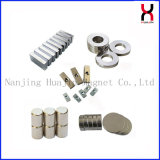 Aimant d'anneau / aimant de moteur / aimants carrés / bloc magnétique