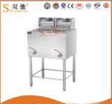 حارّة عمليّة بيع تجاريّة مطبخ [2-تنك] [فرر] كهربائيّة عميق [فرر] عميق