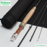 Tx 7FT9in 4PC 3wt Fast Action Trout Fly Fishing Rod