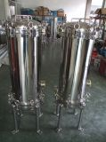 Haute qualité de l'eau en acier inoxydable Industriel Filtration Multi Filtre à cartouche