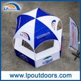 Hexagon Vouwbare Luifel van de Tent van de Reclame van de Kiosk van de Koepel