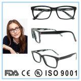 Het in het groot Optische Frame van de Acetaat van het Oogglas van de Stijl van Eyewear van de Voorraad Nieuwe