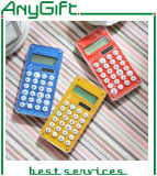 Чалькулятор солнечной силы с подгонянными цветом и логосом