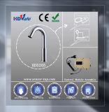Geeo Goose-Neck Capteur de fibre optique Robinet d'eau de lavabo de salle de bains HD5205