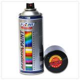 Hoch hitzebeständige Spray-Lack-Silber-Farbe halten 400 Celsius aus