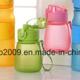 300 мл рекламных BPA пластика работает бутылка воды, красочные спорта бутылка воды