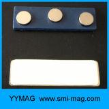 Magnete magnetico dei distintivi di nome e della modifica di nome