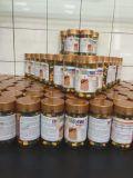 Botella ambarina del animal doméstico de la Pesado-Pared para el empaquetado médico (PPC-PETM-018)