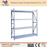 Revestimento a pó Longspan estantes, prateleiras de armazenagem em metal durável