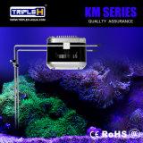 Dimmableの冷却ファンの高い発電の珊瑚礁の海洋タンクのための使用されたアクアリウムLEDライト