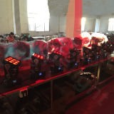 O Ce RoHS 9X12W DJ encena matriz principal movente do diodo emissor de luz da potência