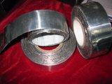 Cinta subterráneo del abrigo del tubo de la anticorrosión del aluminio butílico del polietileno, envolviendo la cinta del PE del conducto que contellea adhesivo