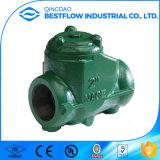 Ferro de molde/válvulas de verificação Ductile do balanço do ferro