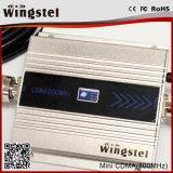 100m2 13dBm Mini CDMA 850MHz Répéteur de signal de téléphones cellulaires avec écran LCD
