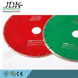 JDK-Ventilator-Typ Diamant Sägeblatt für Marmorausschnitt
