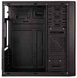 2017 컴퓨터를 위한 새로운 디자인 ATX PC 상자 E200 PC 전력 공급