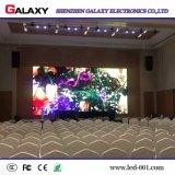 HD örtlich festgelegtes video farbenreiches LED-Bildschirmanzeige-Innenpanel
