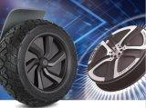 Erhältlicher 8.5 Zoll APP-BT weg Straßen-vom elektrischen Selbstausgleich Hoverboard 350W*2