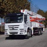 Hongda 6X4 32 mètres de béton de ciment HOWO camion de la pompe