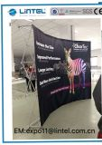 Populäre Aluminiumausstellung-Bildschirmanzeige knallen oben Bildschirmanzeige