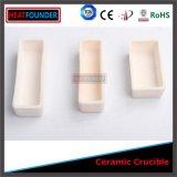 crogiolo di ceramica dell'allumina 100ml (rettangolare)